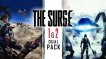 BUY The Surge 1 & 2 Dual Pack Steam CD KEY