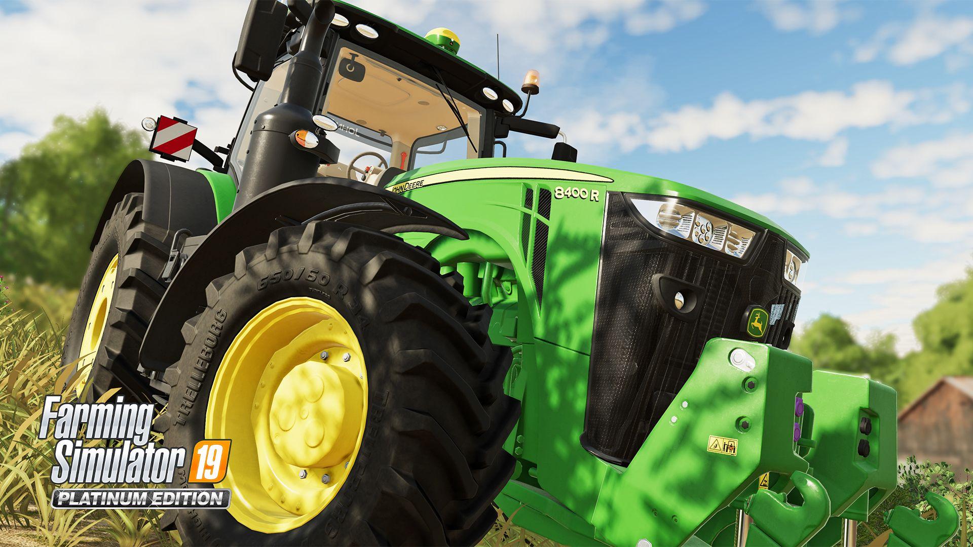 Farming simulator 19 platinum expansion download