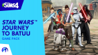 The Sims 4 STAR WARS Resan till Batuu Game Pack