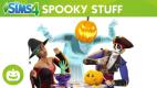 The Sims 4 Läskiga prylar (Spooky Stuff Pack)