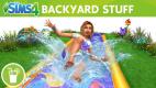 The Sims 4 Soliga trädgårdsprylar (Backyard Stuff)