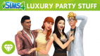 The Sims 4 Lyxigt & Festligt Stuff (Luxury Party Stuff)