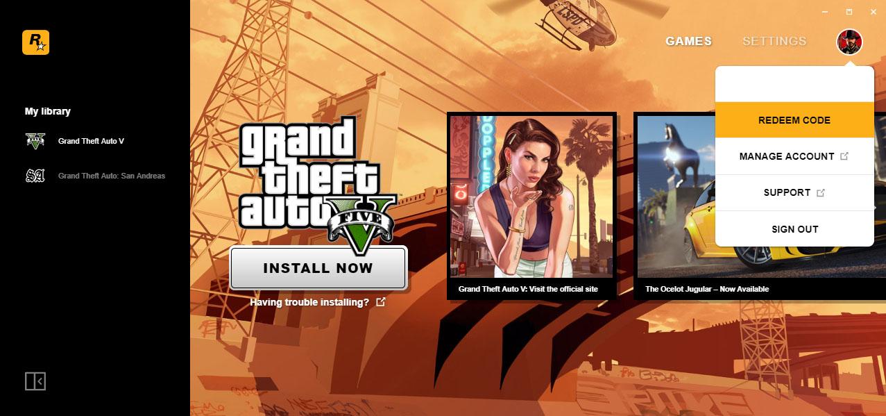 Hvordan aktiverer jeg mit Grand Theft Auto V-produkt?